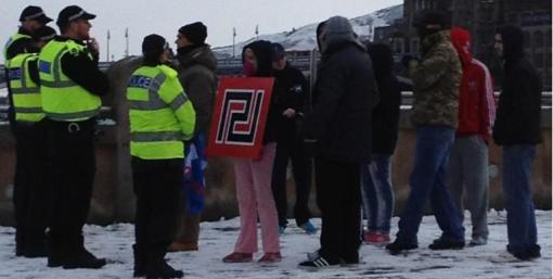 Edinburgh's Friends of Golden Dawn looking lonley