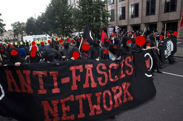 Image result for Anti-Fascist pictures