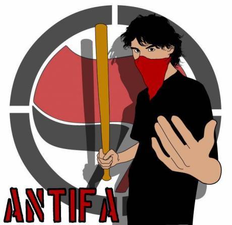Antifa Masked_0