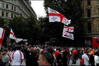 The Main EDL march