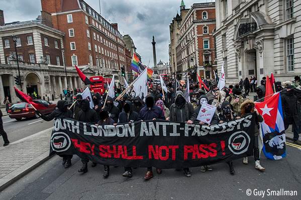 Image result for antifa uk